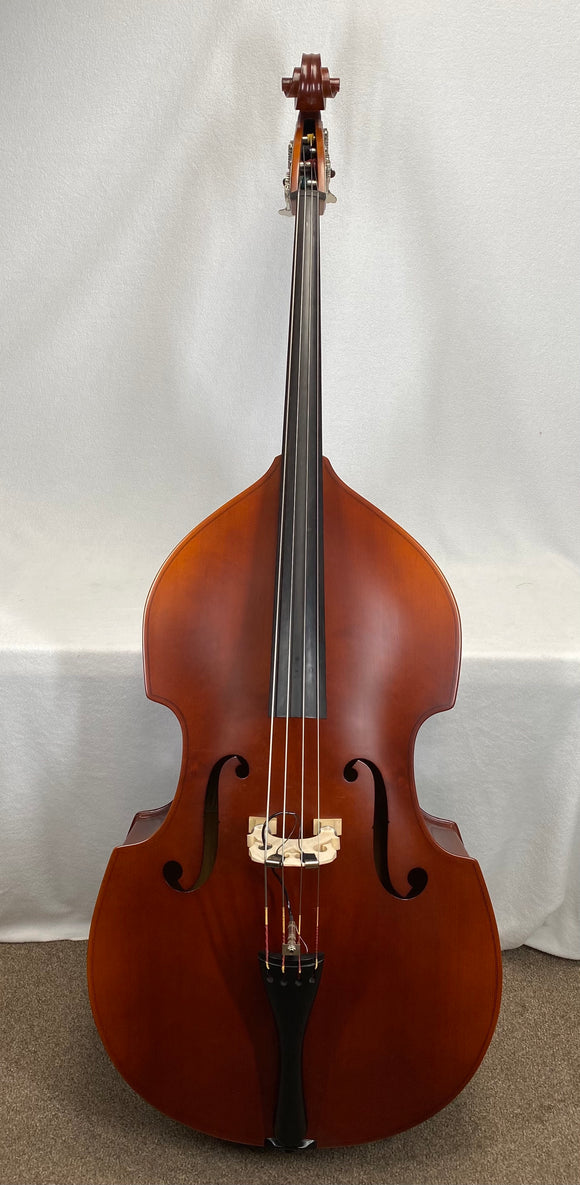Used Wilhelm Eberle 3/4 Bass