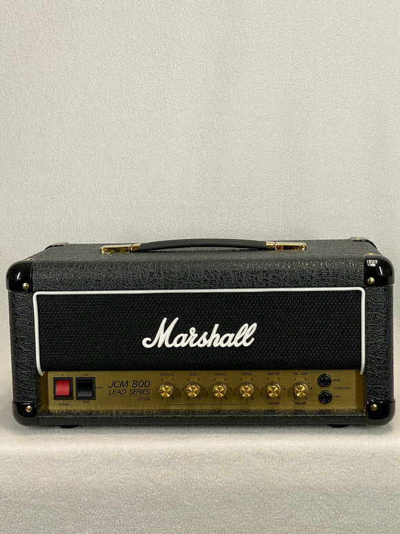 Used Marshall JCM 800 Lead Series Studio with SC112 Cab