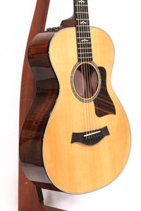 Taylor 612e 12-Fret Grand Concert Acoustic-Electric