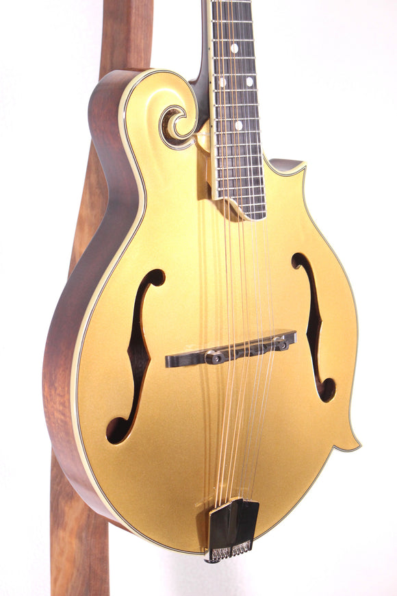 Eastman MD415-GD F-Style Mandolin with F-Holes