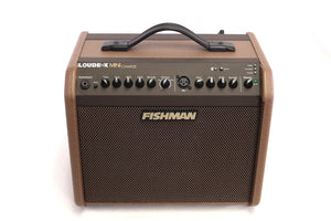Fishman Loudbox Mini Charge - Battery Powered 60 Watt Acoustic Instrument Amplifier