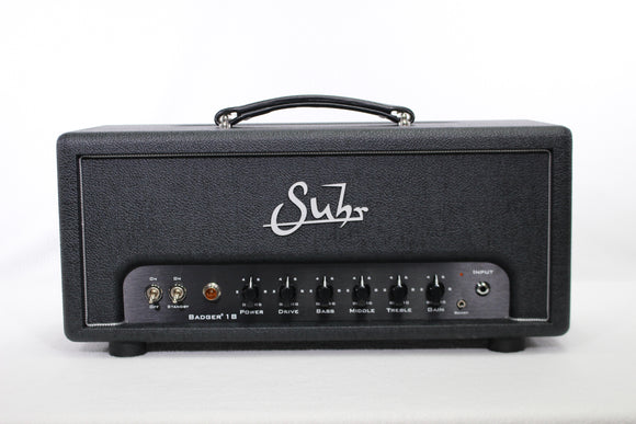 Suhr Badger 18 - 15w Amplifier Head