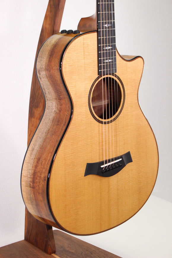 Taylor 712ce 12-Fret Limited Blackwood Road Show Model Grand Concert Acoustic/Electric Guitar