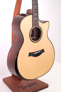 Taylor 914ce Grand Auditorium Cutaway Acoustic/Electric Guitar w/ V-Class Bracing