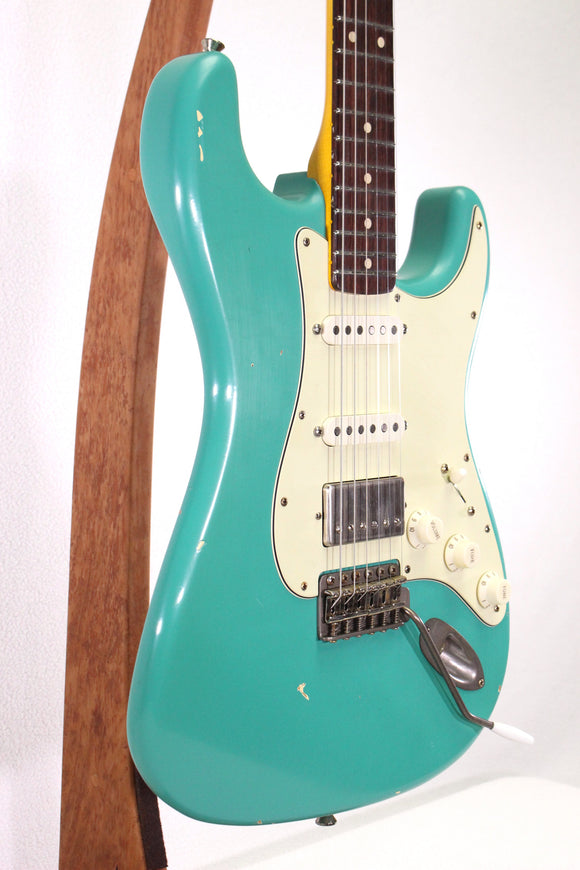 Nash Guitars S-63 (HSS) - Seafoam Green