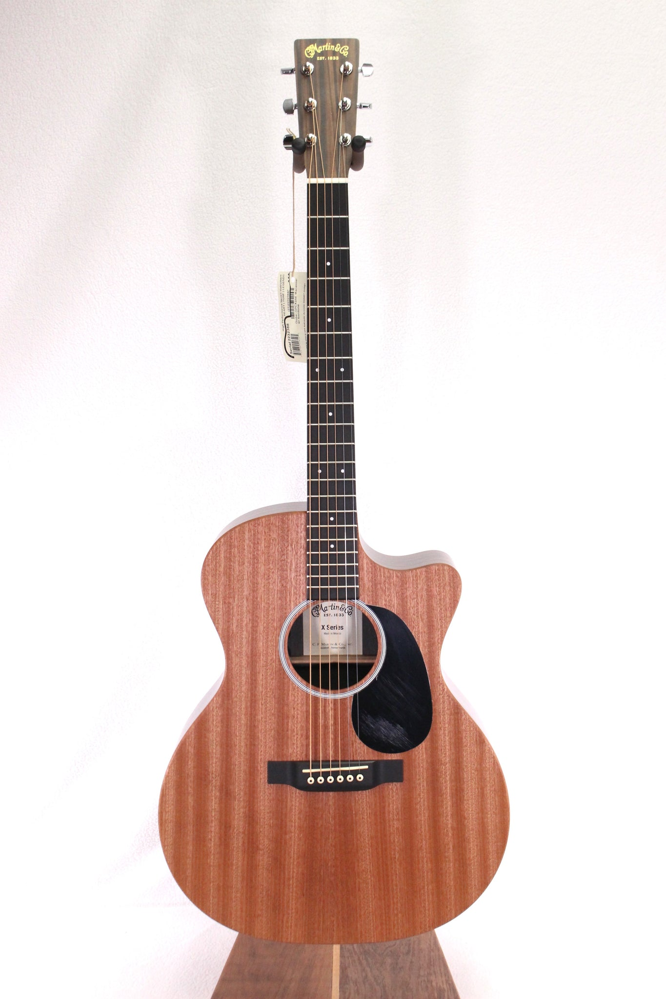 Martin Gpcx2ae Macassar Acoustic Electric Guitar Strings And