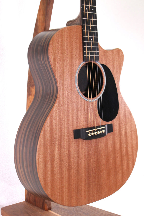 Martin GPCX2AE Macassar Acoustic-Electric Guitar