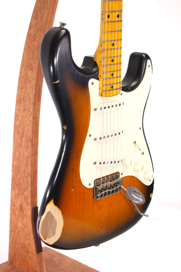 Nash S-57 (SSS) Medium Aging - Two Tone Sunburst