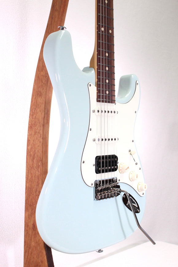 Suhr Classic S (HSS) - Sonic Blue