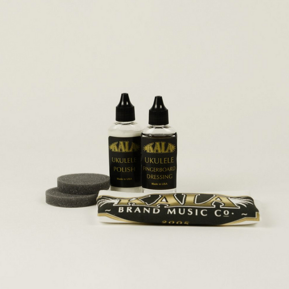 Kala Ukulele Polishing Kit