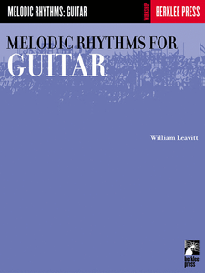 Melodic Rhythms For Guitar by William Leavitt