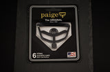 Paige Original 6 String Acoustic Guitar Capo Wide/Low Profile
