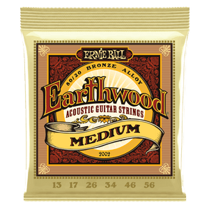 Ernie Ball Earthwood 80/20 Bronze Medium 2002