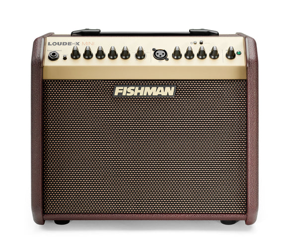 Fishman Loudbox Mini Bluetooth 60W Acoustic Combo Amplifier