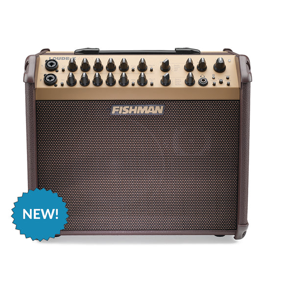 Fishman Loudbox Artist Bluetooth 120W Acoustic Combo Amplifier