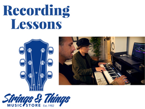 Recording Lessons