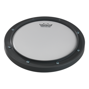 "Remo 8"" Tunable Drum Practice Pad - Gray"