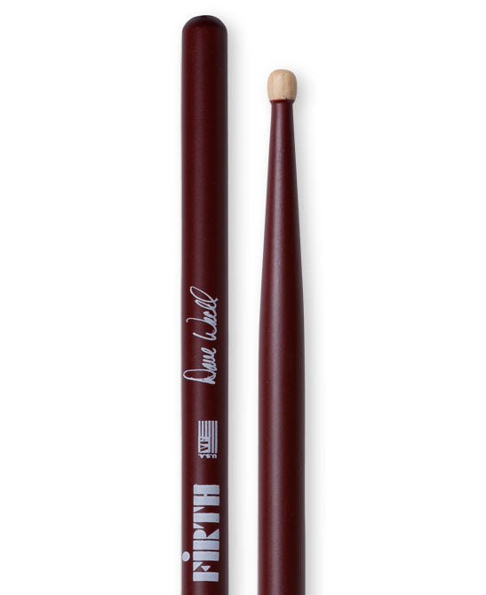 Vic Firth Dave Weckl Signature Series - Wood Tip Drum Sticks