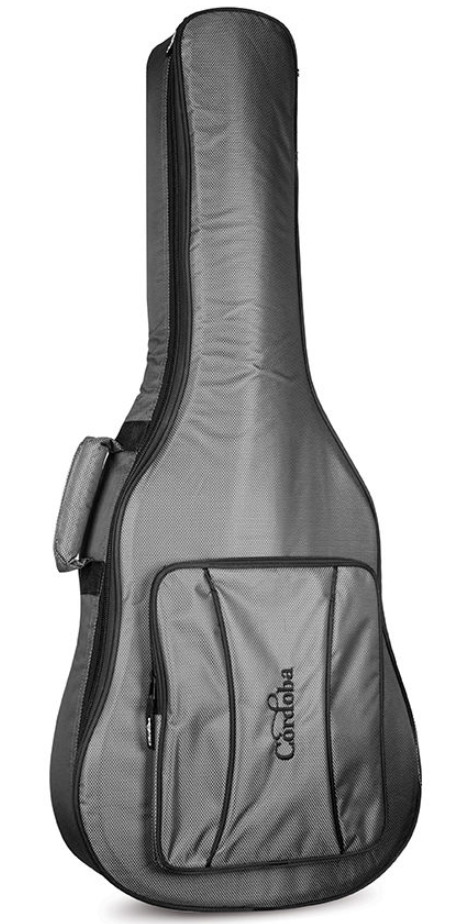 Cordoba Deluxe Classical Guitar Gig Bag - 7/8 or Full Size