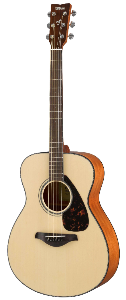 Yamaha FS800 Concert Acoustic Guitar - Natural