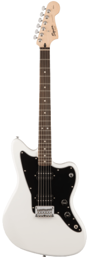 SQUIER AFFINITY SERIES JAZZMASTER HH Artic White
