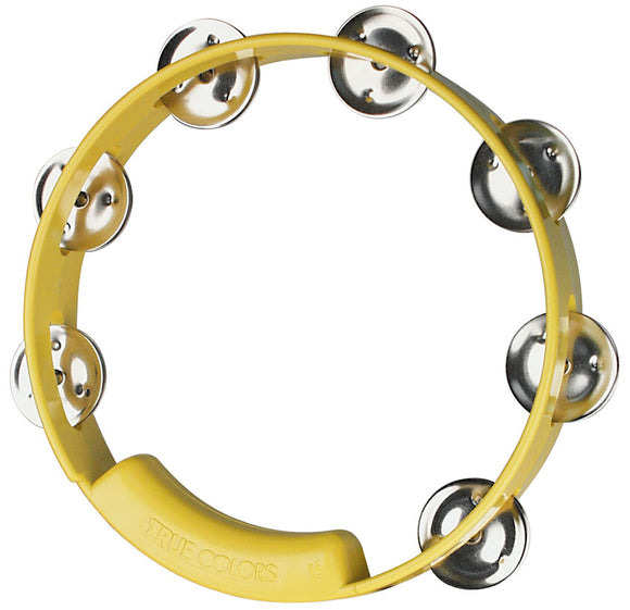 Rhythm Tech True Color 8 inch Tambourine Yellow