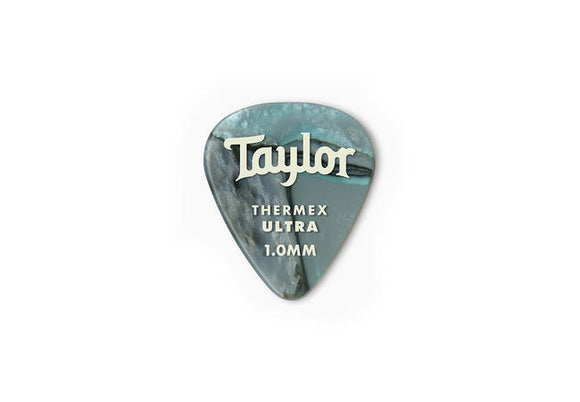 Taylor Premium 351 Thermex Ultra Picks Abalone 1.00mm 6-Pack