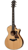 Taylor 612ce V-Class Grand Concert Acoustic/Electric Guitar w/ Cutaway