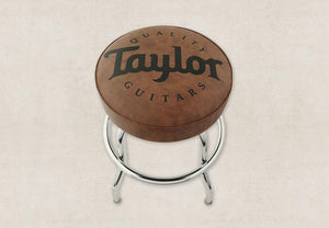 "Taylor Bar Stool 24"" - Brown"