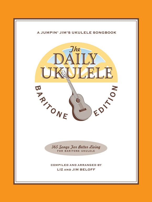 The Daily Ukulele Baritone Edition