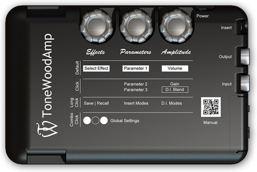 ToneWoodAmp Effects for Acoustic Guitar