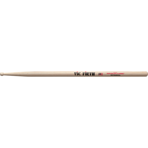 Vic Firth 5B Barrel Drum Sticks