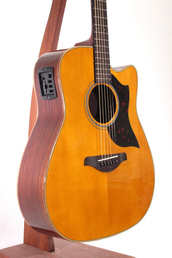 Yamaha A1R Acoustic Electric Guitar 3