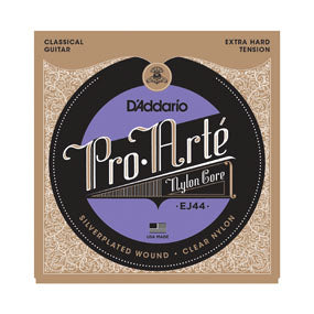 D'Addario EJ44 Pro-Arté Extra Hard Tension Nylon Guitar Strings
