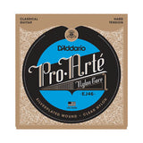 D'Addario EJ46 Pro-Arté Hard Tension Nylon Guitar Strings