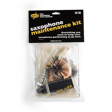Herco Saxophone Maintenance Kit HE108