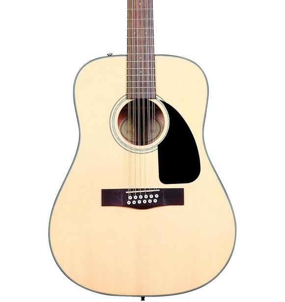 Fender CD-100-12 12-String Dreadnought Acoustic Guitar