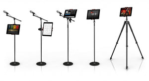 IK Multimedia iKlip 3 Universal Tablet Mount for Mic Stands