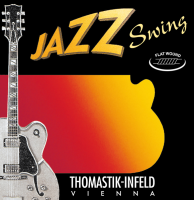 Thomastik-Infeld Jazz Swing Flatwound Strings JS111