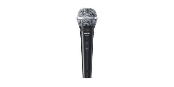 Shure SV100-W Cardiod Dynamic Multi-Purpose Microphone