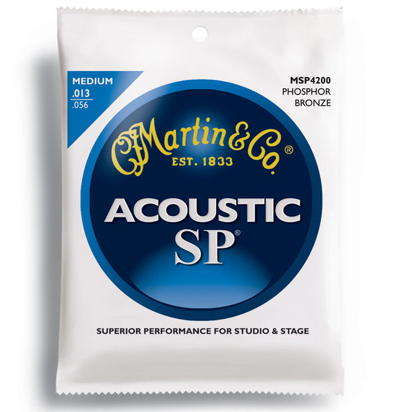 Martin MSP4200 SP Phosphor Bronze Medium .013