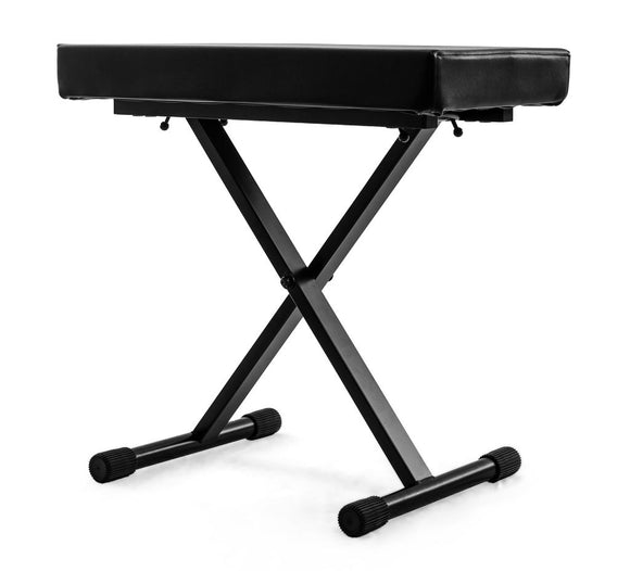 Nomad Stands Deluxe X-Style Keyboard Bench NKB-5505