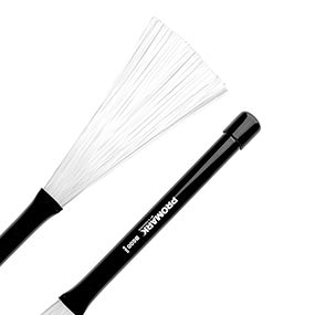Promark B600 Clear Nylon Bristle Brushes