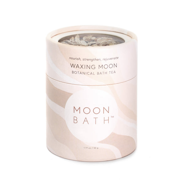 Moon Bath - Waxing Moon Bath Tea