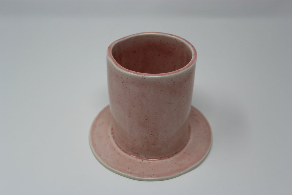 Pink Freckles Planter - Small