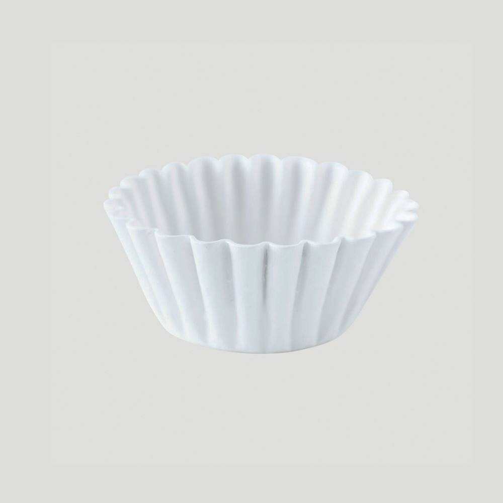 Porcelain Filter Bowl - Small by V.Sin
