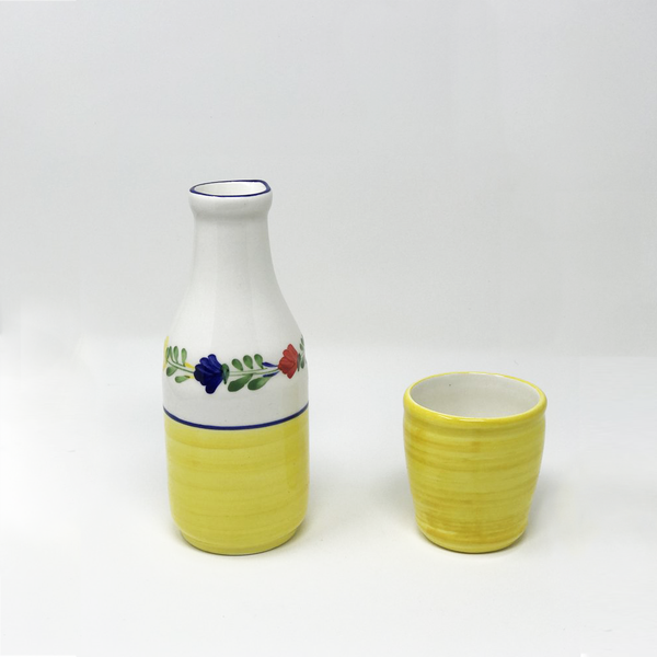 Water Pitcher - Yellow