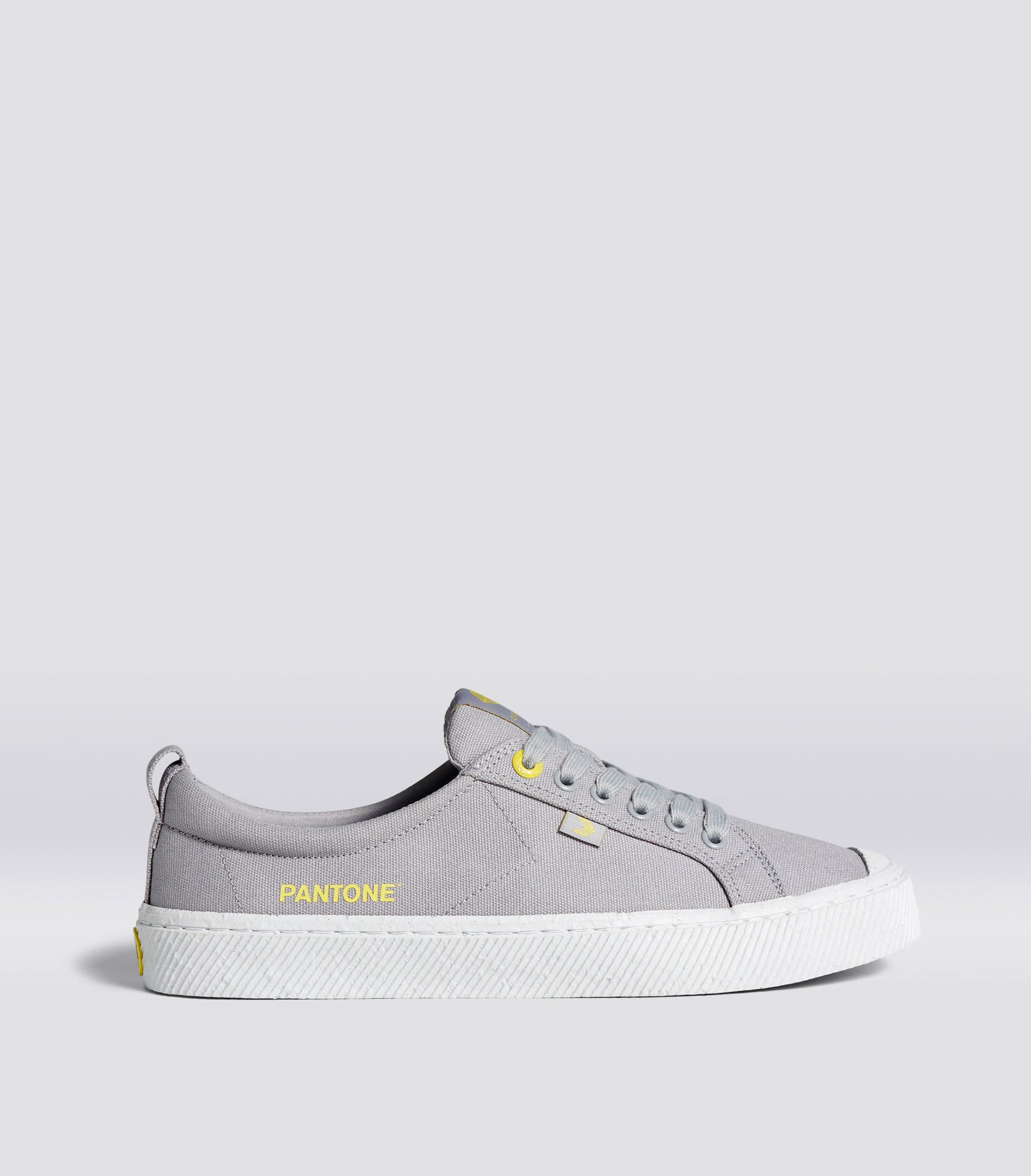 OCA Low Pantone Ultimate Gray Canvas Sneaker Men