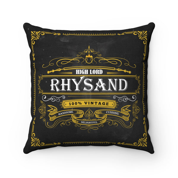 Rhysand - A Court of Smut and Wingspan Pillow Case