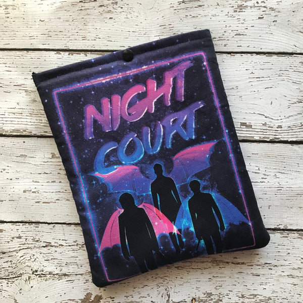 Night Court Illyrian Booksleeve